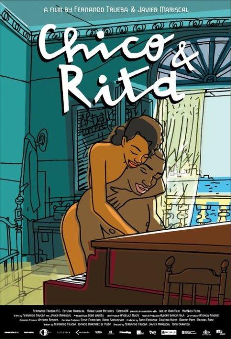 Chico y Rita Poster Wakai